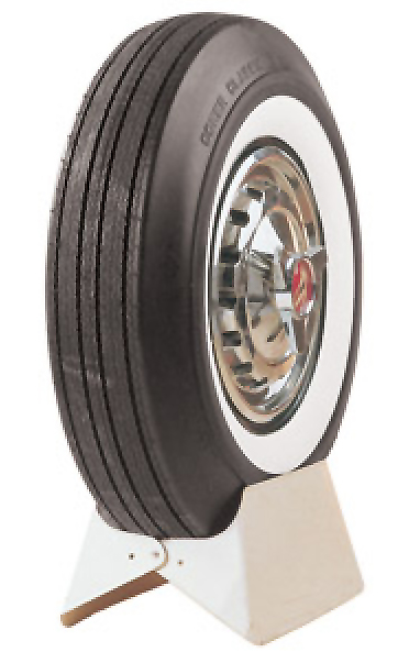 Coker Bias-Ply White Wall Tires | Free Shipping