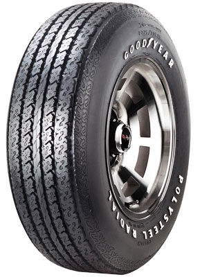 Gt Radial Tires >> Goodyear Performance Muscle Car Tires